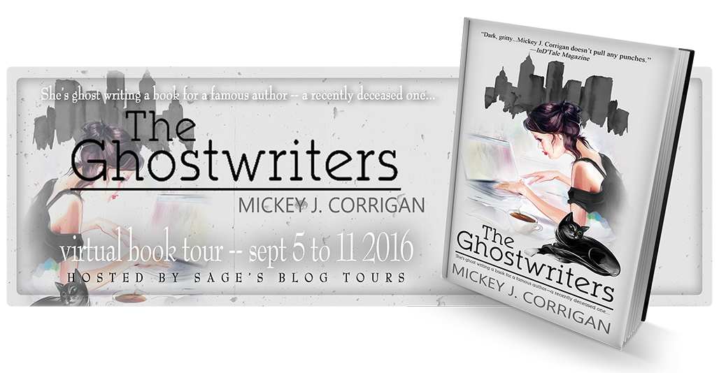 The Ghostwriters Blog Tour Books Dreams Life